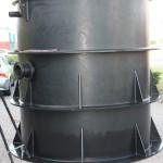 pompgemaal HDPE pompput